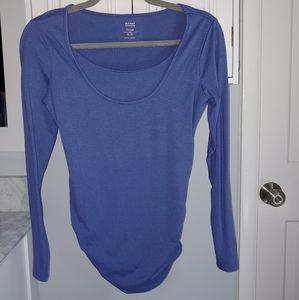 Maternity and Nursing Shirt - Long Sleeve